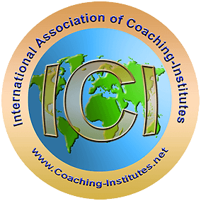 Zertifiziert nach ICI (International Association of Coaching Institutes)