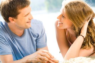 Dating Paare reden jeden Tag