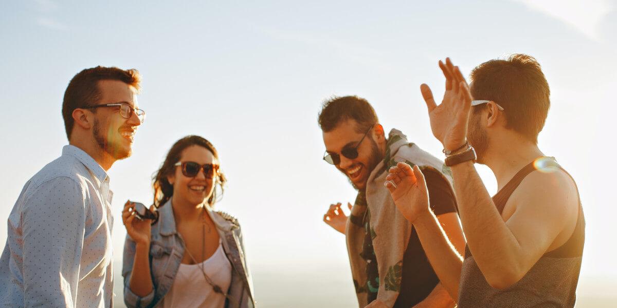 Unsere neue Videoreihe: Lebensfreude